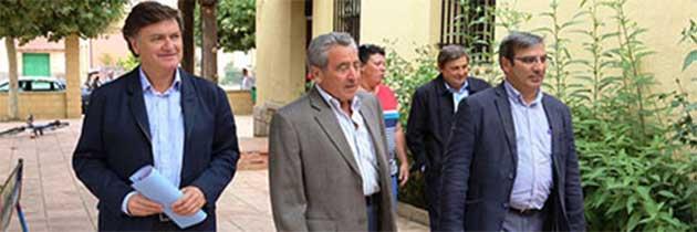 Visitando Riaguas de S. Bartolomé