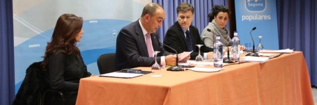 Miguel Ángel de Vicente, director y portavoz de campaña del PP