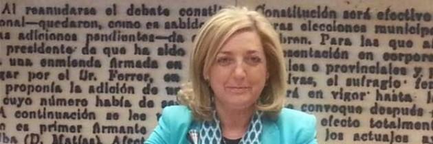 """Paloma Sanz: """"La recuperación continuará en la medida en que se mantenga la estabilidad política"""","""