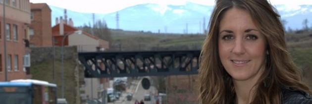 Raquel Fernández, candidata a la Alcaldía de Segovia