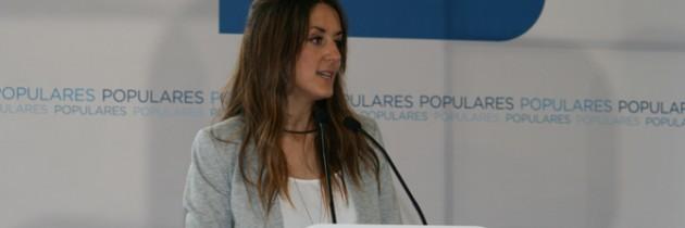 """Raquel Fernández asegura en Burgos que su forma de entender la política es """"escuchar, dialogar y hacer"""""""