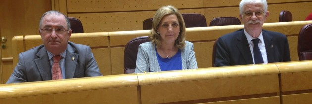 El Gobierno del PP está cumpliendo con Segovia