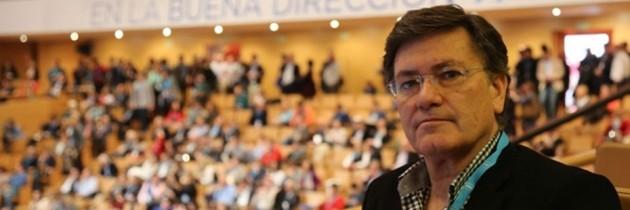 Francisco Vázquez, candidato a la Presidencia de la Diputación