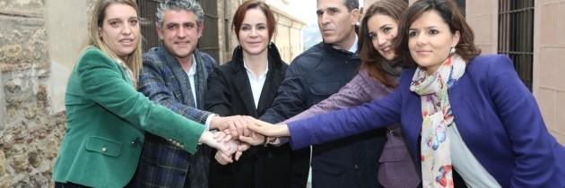El PP presenta su candidatura autonómica en la Junta Electoral Provincial