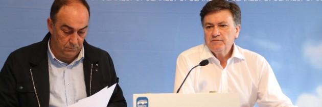 El Partido Popular presenta candidaturas en 207 de los 209 municipios de la provincia