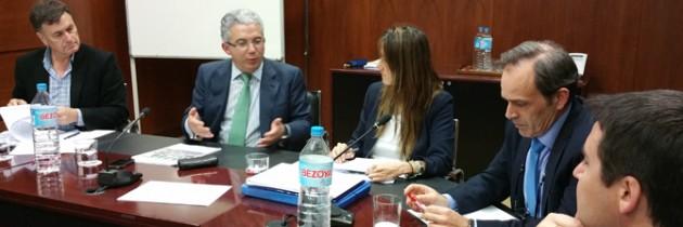 Raquel Fernández promete cercanía con los empresarios y comerciantes si llega a ser Alcaldesa de Segovia