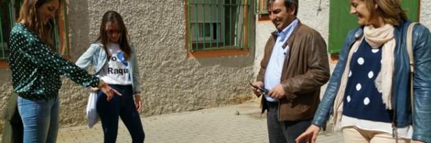 Raquel Fernández asegura que la imagen urbana de Segovia no se corresponde con la de una ciudad Patrimonio de la Humanidad