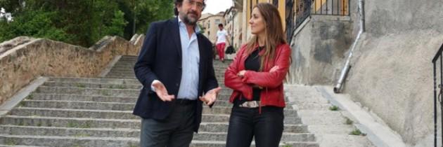 Raquel Fernández quiere acabar con los problemas de accesibilidad para que Segovia sea una ciudad cómoda