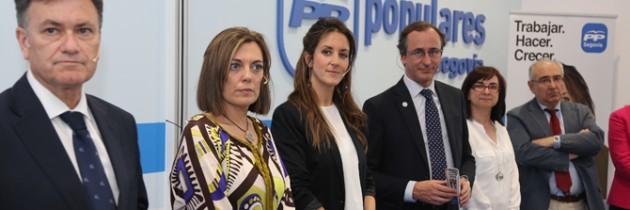 """Raquel Fernández presenta un programa de Bienestar Social """"al servicio de las personas"""""""