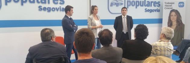 Raquel Fernández promete un Plan de Empleo que destinará 4 millones de euros a la contratación directa de al menos mil personas