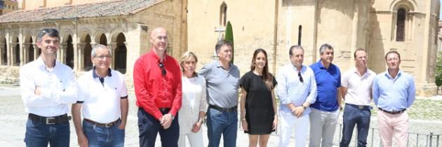 """Raquel Fernández propone """"12 días de soluciones para los 12 años de problemas del gobierno socialista en Segovia"""""""