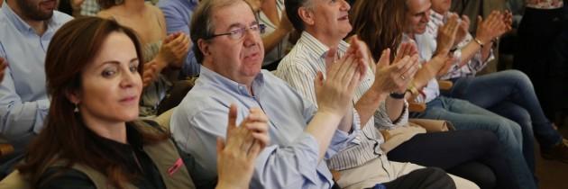 Silvia Clemente destaca el compromiso de Juan Vicente Herrera con el campo