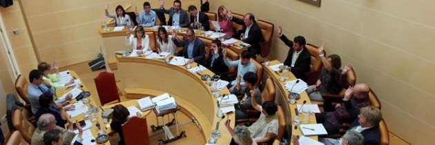 Abstención en la propuesta de modificación del PGOU por responsabilidad y sentido común
