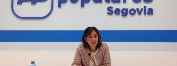 """Beatriz Escudero: """"La prioridad del PP es facilitar a todos los jóvenes un futuro de oportunidades"""""""