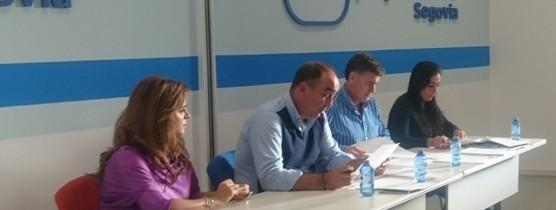 El PP muestra su apoyo a los sectores cárnico y ganadero de la provincia