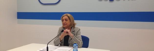 Paloma Sanz: «convocaremos a los partidos y a la comunidad educativa en un Pacto de Estado por la Educación
