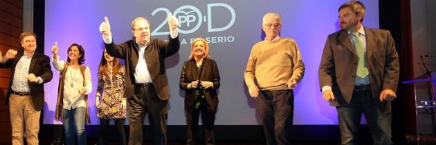 El PP, gana en 198 de los 209 municipios de Segovia