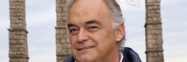 Gonzalez Pons: «Votar al PP en Segovia es votar por Rajoy»