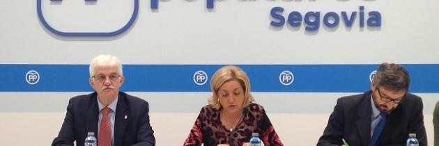 Los Senadores Paloma Sanz, Represa y Juan Carlos Álvarez valoran la constitución del Senado