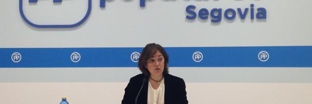 Beatriz Escudero designada por el Grupo Popular en el Congreso, portavoz adjunta en la Comisión Constitucional y vocal en la Comisión de Justicia