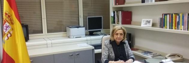 La senadora Paloma Sanz destaca las iniciativas presentadas por el GPP para el fortalecimiento de los pilares del estado del bienestar