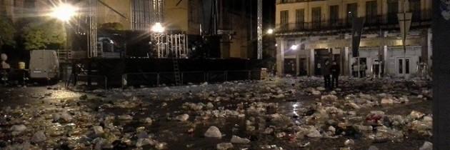 El Grupo Municipal Popular solicita información sobre el protocolo de limpieza que se pondrá en marcha durante las Ferias y Fiestas