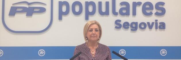 """Paloma Sanz: """"Garantizaremos el sistema de pensiones para que sigan subiendo ahora y en el futuro"""""""