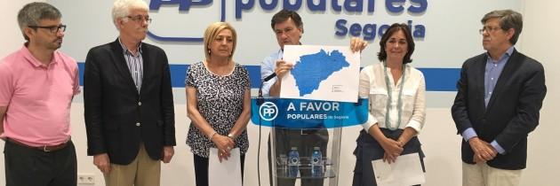 Segovia es la provincia de España donde más ha subido el Partido Popular