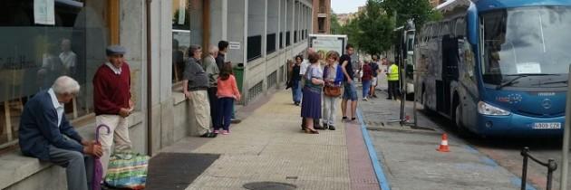 El GMP considera preocupante la situación originada por los reveses judiciales que afectan de forma directa a los segovianos