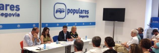 La Junta Directiva Provincial traslada su felicitación a Ana Pastor como nueva Presidenta del Congreso