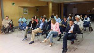 Conferencia sobre accesibilidad en el CISS La Albuera con Juan Carlos Ramiro