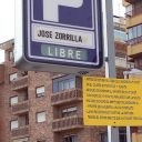 La alcaldesa busca excusas y echa la culpa a unos arreglos para no reabrir en plazo el aparcamiento de José Zorrilla