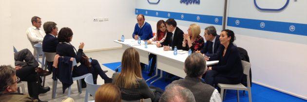 Francisco Vázquez analiza el desarrollo de actividades del Partido
