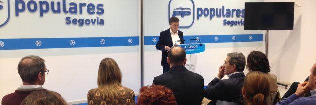 El PP de Segovia participará en el Congreso Nacional con 34 compromisario