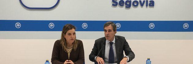 """Sanz Vitorio: """"el Gobierno Herrera ha puesto en marcha las medidas necesarias para consolidar el crecimiento económico y para continuar con la creación de empleo"""""""