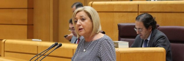 Paloma Sanz aboga por adoptar medidas normativas para la reducción del despilfarro alimenticio