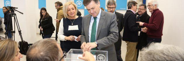 Elegidos los compromisarios con los que el PP de Segovia estará representado en el Congreso Nacional