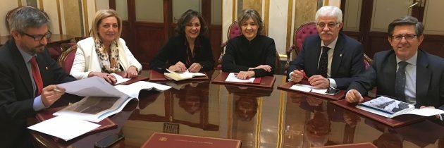 Los parlamentarios nacionales del PP inician con la Ministra de Agricultura una ronda de contactos de cara a los PGE