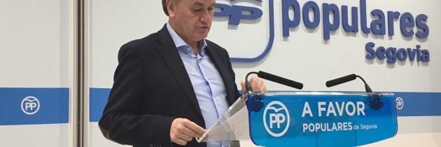 El PP de Segovia estará presente en el Congreso Regional con 102 compromisarios