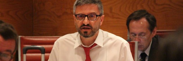 El senador del PP de Segovia, Juan Carlos Álvarez, en defensa del mundo rural y a favor de los efectos socioeconómicos de las especies exóticas