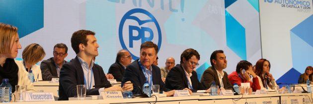 Francisco Vázquez, Secretario Autonómico del PPCYL