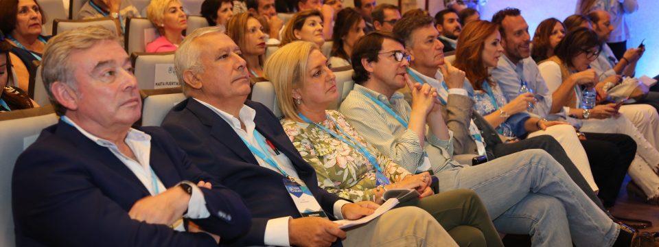Paloma Sanz elegida Presidenta del PP de Segovia con el apoyo del 94,72% de los compromisarios