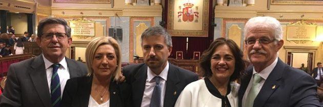 Los Parlamentarios Nacionales segovianos aseguran que este ha sido un año de mejoras y progreso para España, un año de empleo y unidad