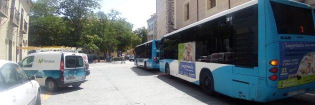 El PP en el Ayuntamiento considera una tomadura de pelo lo que está sucediendo con el contrato de los autobuses