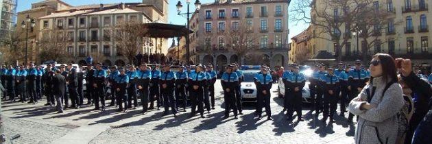 El PP en el Ayuntamiento solicita que cada agente de la policía local tenga su propio chaleco antibalas