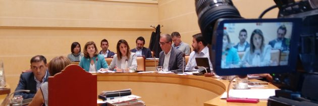 El PP en el Ayuntamiento critica la falta de disposición de Clara Luquero para sacar adelante el Teatro Cervantes