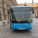 El PP en el Ayuntamiento de Segovia pide que sea más de un técnico el que valore y puntúe las ofertas presentadas para el nuevo contrato del transporte público