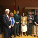 El Gobierno se compromete con los parlamentarios segovianos del PP a que el problema de la Travesía de San Rafael estará solucionado en 2018