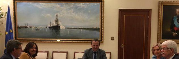 El PP de Segovia logra el compromiso del Secretario de Estado de Defensa para priorizar la actividad del PCMASA