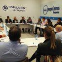 Paloma Sanz renueva el Consejo de Política Local del PP de Segovia y designa a José María Bravo presidente del mismo